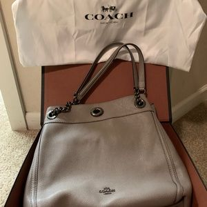 Barely used Coach bag